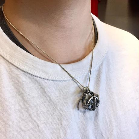 【即納可能!】スカルドラゴン(ペンダントトップ)[林檎屋]