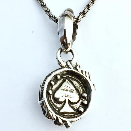 【即納可能!】Symbolic Pendant(合成サファイア)