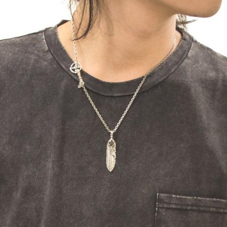 [Artemis Classic-pendant]イカロスフェザーペンダントスモールBK