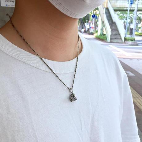 【即納可能!】アマビエ様(ペンダントトップ)[林檎屋]