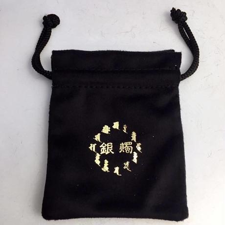 🌸春限定!桜のアクセサリー🌸桜輝石(ロ)ネックレス[銀燭]
