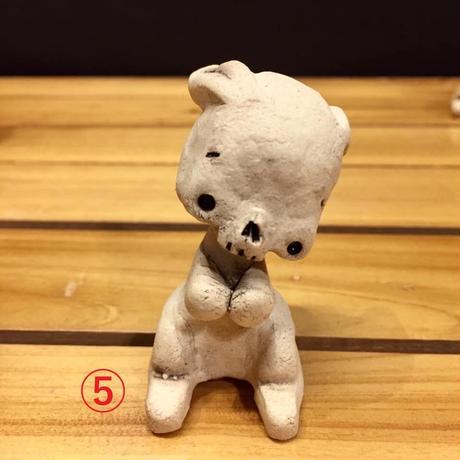 【即納可能!】スカルバニー~フィギュア~ [大友窯SKULL]