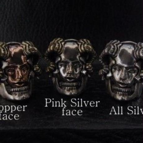 Succubus Ring Pink Silver face version[BLIND  RABBIT]