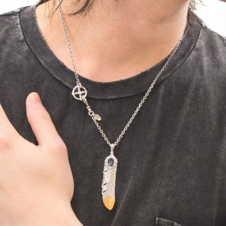 [Artemis Classic-pendant]イカロスフェザーペンダントラージ