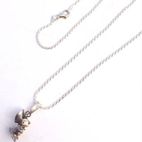【蛇骨堂セレクト】38cm カットフレンチロープチェーン(1.4mm)