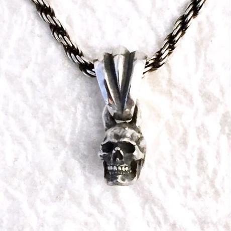 Skull ペンダントトップ[kinsfolk]