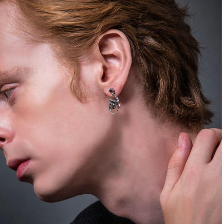 【即納可能!】 スパイダーピアス ~Spider earrings~[Artemis Classic]