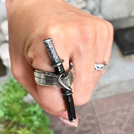 刀リング(黒)[LYNX]
