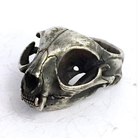 cat skull リング[kinsfolk]