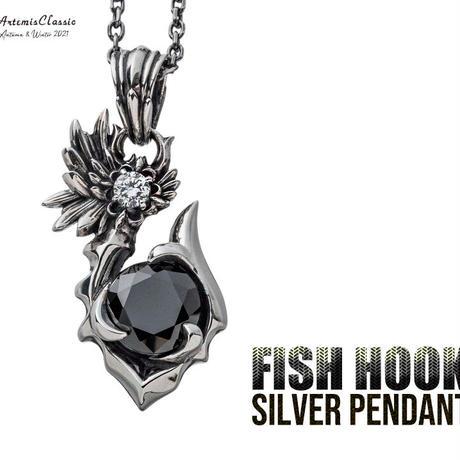 【即納可能!】フィッシュフックペンダント ~ Fish hook pendant~ [ArtemisClassic]