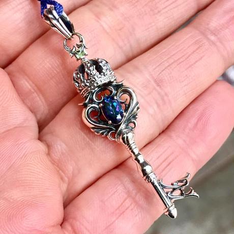 【即納可能!】クラウンキーペンダント ~Crown key pendant~[Artemis Kings]
