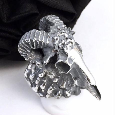 Dream'sSheepリング[Bone ash]