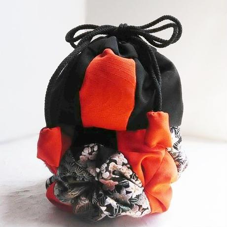 ほたる袋(赤)
