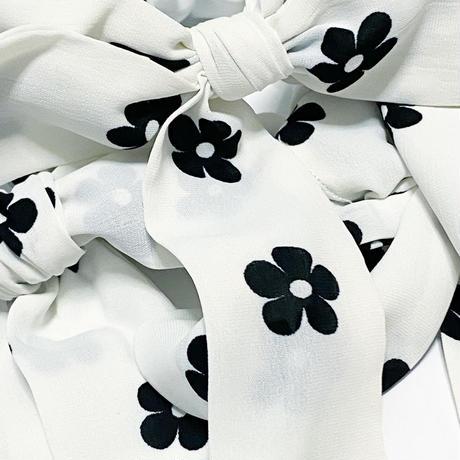 【即納】flower chouchou