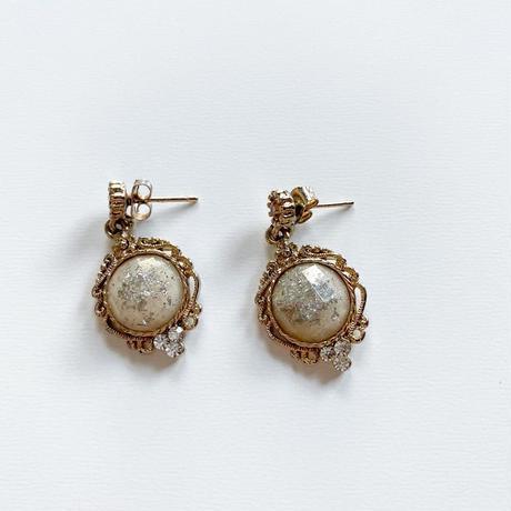 【即納】kirakira jewelry pierce/3color