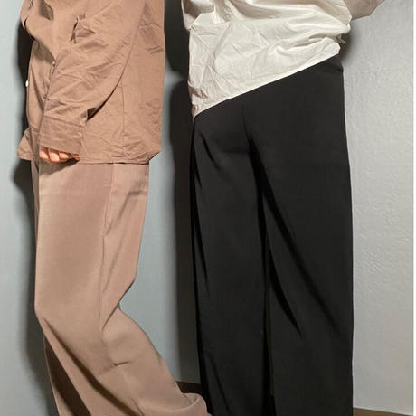 high waist slacks