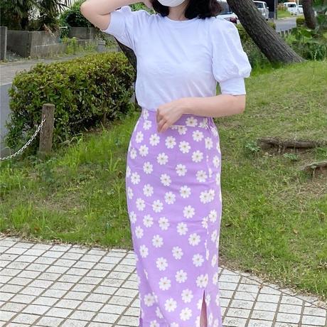 【即納】Daisy Mermaid skirt/purple