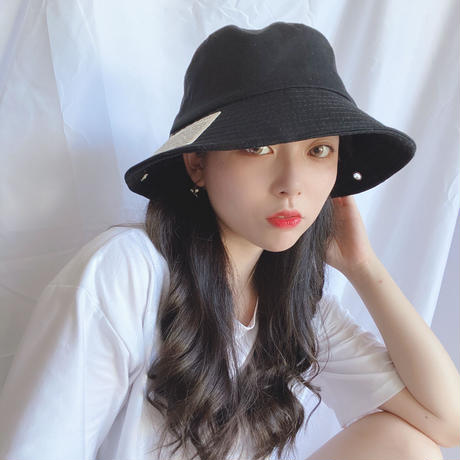 【即納・order】simple basic hat