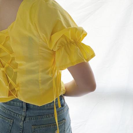 【即納】candy sleeve tops