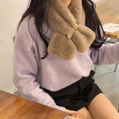 【即納】Faux fur mogdoli