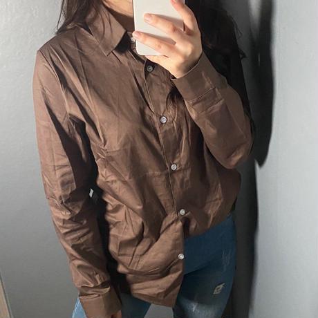 basic overshirt