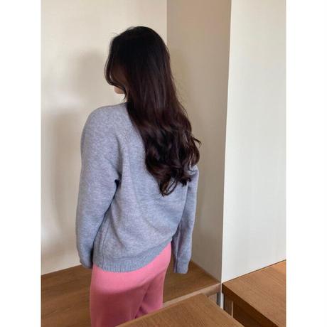 【即納】hoesaeg natural knit