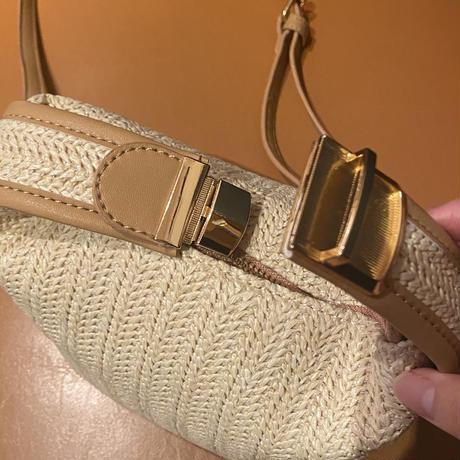 2way handle shoulder bag