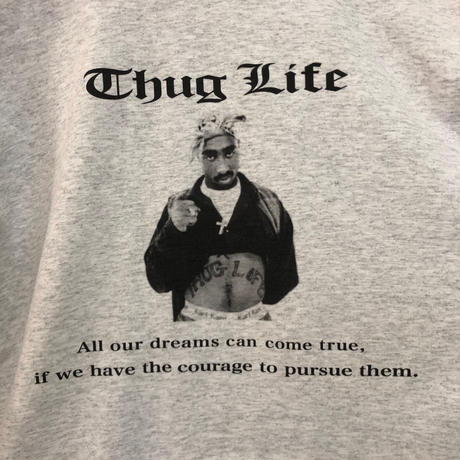 2pac Long Sleeve Tee