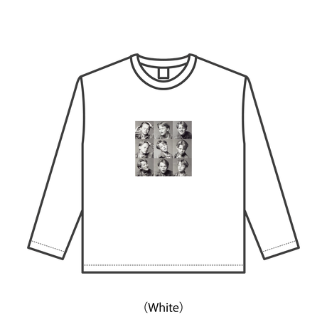 New Leo Long Sleeve Tee