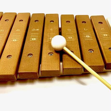 くまの木琴
