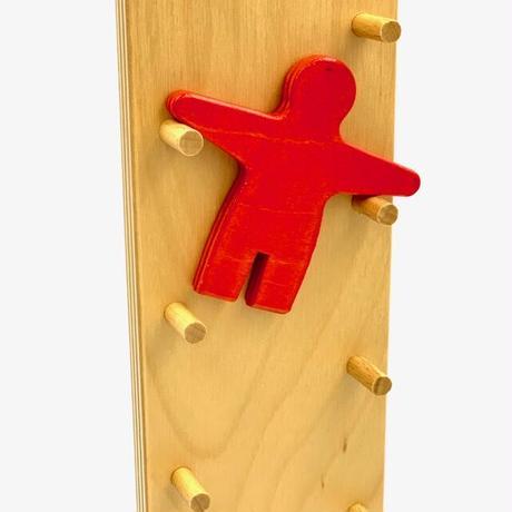 Bはしご人形