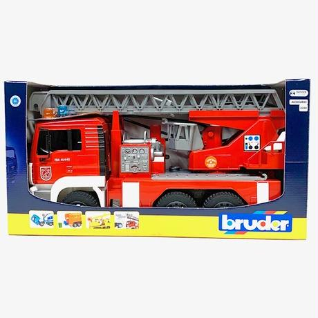 ブルーダ消防車