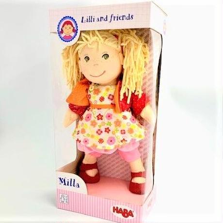 ソフト人形ミラ