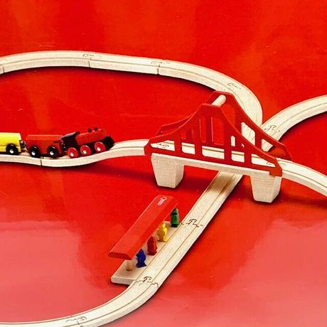 汽車セット吊り橋
