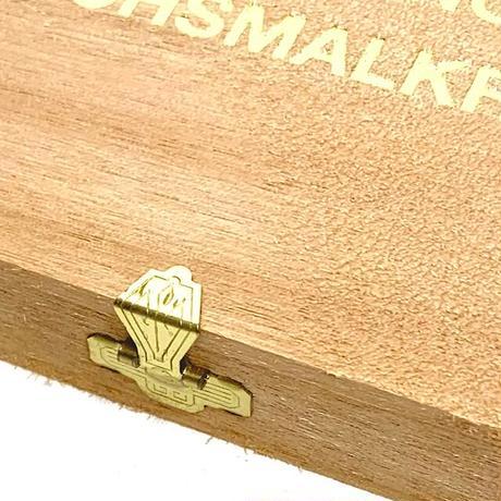 ナワロ・ミツロウクレヨン12色セット木箱入り