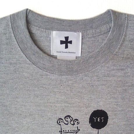 [Kids] T-shirt - Kalliopē (Gray)
