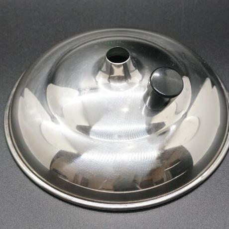 IH対応アルミ・ステンレス二層材 おやこ鍋(ゴールドフッ素加工)18-8蓋付