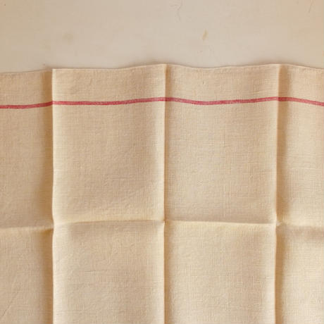 "French linen cloth ( Monogram""LD"")"