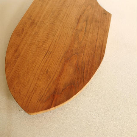 Wall-hanging board