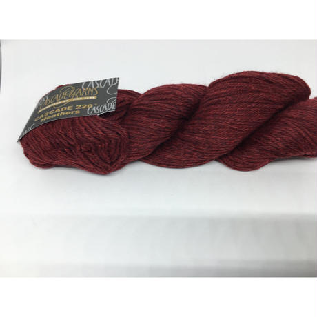 [Cascade] Cascade 220 - 9489(Red Wine Heather)
