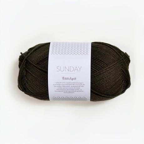 [Sandnes] PetiteKnit Sunday - 9882