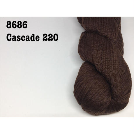 [Cascade] Cascade 220 - 8686(Brown)