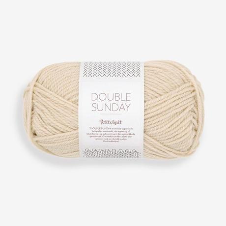 [Sandnes] PetiteKnit Double Sunday - 2511