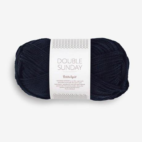 [Sandnes] PetiteKnit Double Sunday - 5581