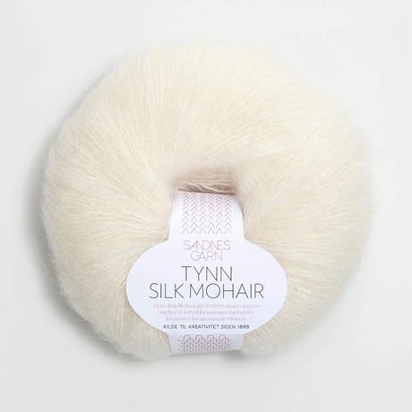 [Sandnes] Tynn Silk Mohair - 1012