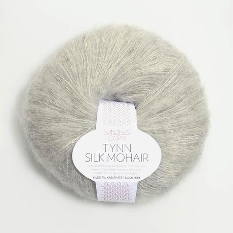 [Sandnes] Tynn Silk Mohair - 1022