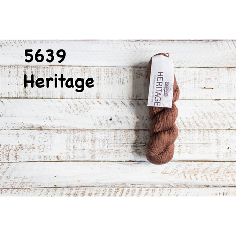 [Cascade] Heritage - 5639(Brown)