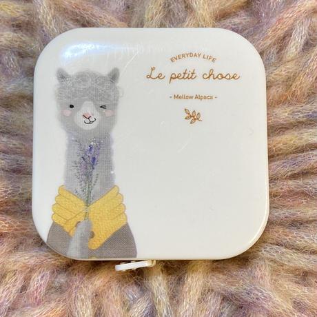 [HiyaHiya] Alpaca Tape Measure