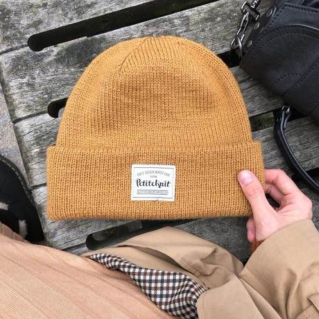 [K2tog] 翻訳編図付キット K21-076 The Oslo Hat (S-L)