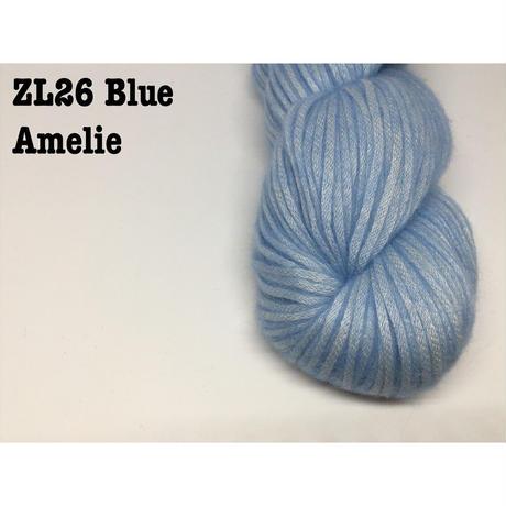 [illimani] Amelie - ZL26 Blue Amelie
